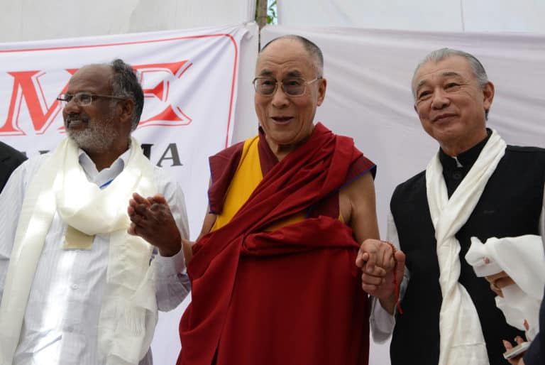 A Dialogue with the Dalai Lama image